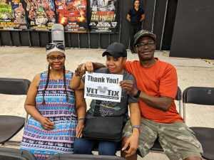 Alan attended Future Of Honor - Live Professional Wrestling - Presented by Presented by Maryland Championship Wrestling on Aug 16th 2019 via VetTix