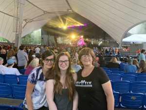 Shannon attended Train/goo Goo Dolls - Pop on Aug 1st 2019 via VetTix