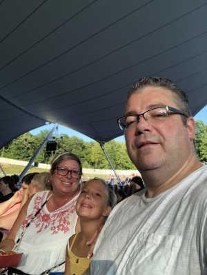 Dru attended Train/goo Goo Dolls - Pop on Aug 1st 2019 via VetTix