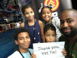 Jerome attended Halo: Outpost Discovery - a Real World Halo Experience! - Sunday Only on Aug 18th 2019 via VetTix