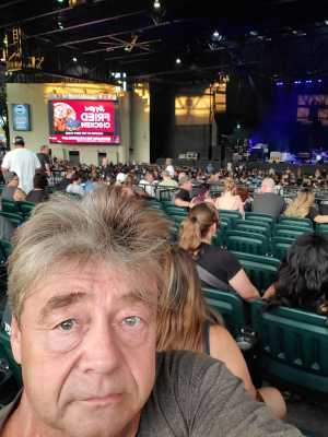 Richard attended The Smashing Pumpkins & Noel Gallagher's High Flying Birds - Alternative Rock on Aug 24th 2019 via VetTix