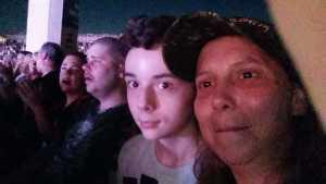 Shawn attended The Smashing Pumpkins & Noel Gallagher's High Flying Birds - Alternative Rock on Aug 24th 2019 via VetTix