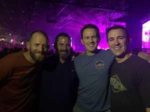 Brad attended The Smashing Pumpkins & Noel Gallagher's High Flying Birds - Alternative Rock on Aug 24th 2019 via VetTix
