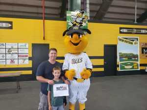 Click To Read More Feedback from New Britain Bees vs. York Revolution - Atlantic League of Professional Baseball