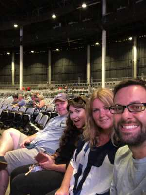 Jacob attended SiriusXM Jamon Presents: Moe. And Blues Traveler With G. Love on Aug 10th 2019 via VetTix