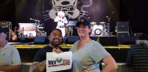 Francisco attended SiriusXM Jamon Presents: Moe. And Blues Traveler With G. Love on Aug 10th 2019 via VetTix
