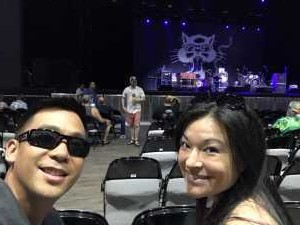 Matthew attended SiriusXM Jamon Presents: Moe. And Blues Traveler With G. Love on Aug 10th 2019 via VetTix