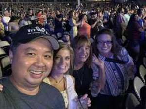 Phillip attended SiriusXM Jamon Presents: Moe. And Blues Traveler With G. Love on Aug 10th 2019 via VetTix