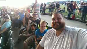 Ryan attended Papa Roach: Who Do You Trust Tour - Alternative Rock on Aug 16th 2019 via VetTix