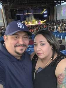Fernando attended Blink-182 & Lil Wayne - Pop on Aug 5th 2019 via VetTix
