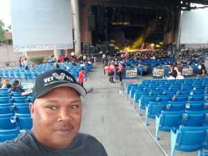 Tony attended Blink-182 & Lil Wayne - Pop on Aug 5th 2019 via VetTix
