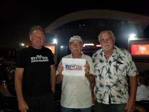 Richard attended Rascal Flatts: Summer Playlist Tour 2019 - Country on Aug 2nd 2019 via VetTix