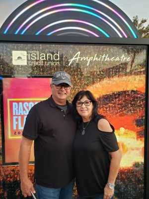 Eduardo  attended Rascal Flatts: Summer Playlist Tour 2019 - Country on Aug 2nd 2019 via VetTix
