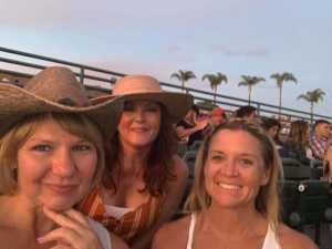 Alexandria attended Rascal Flatts: Summer Playlist Tour 2019 - Country on Aug 2nd 2019 via VetTix