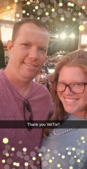 Jason attended Rascal Flatts: Summer Playlist Tour 2019 - Country on Aug 2nd 2019 via VetTix