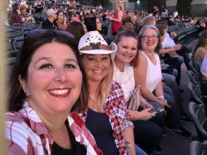 Josh & Andrea attended Rascal Flatts: Summer Playlist Tour 2019 - Country on Aug 2nd 2019 via VetTix