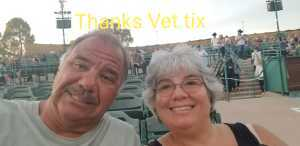 Christopher attended Rascal Flatts: Summer Playlist Tour 2019 - Country on Aug 2nd 2019 via VetTix