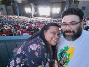 Enrique  attended Impractical Jokers on Aug 4th 2019 via VetTix