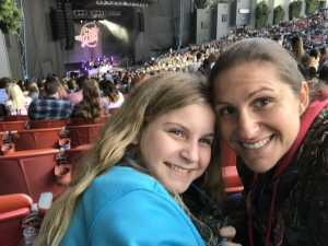 terri attended Chris Young: Raised on Country Tour - Country on Aug 8th 2019 via VetTix