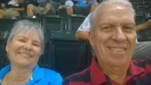 Richard attended Arizona Diamondbacks vs. Colorado Rockies - MLB Brought to You by the Vfw on Aug 20th 2019 via VetTix
