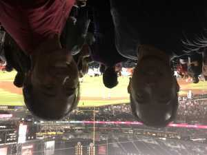 Chris attended Arizona Diamondbacks vs. Colorado Rockies - MLB Brought to You by the Vfw on Aug 20th 2019 via VetTix