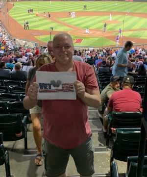 Robert attended Arizona Diamondbacks vs. Colorado Rockies - MLB Brought to You by the Vfw on Aug 20th 2019 via VetTix