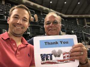 Rich attended Arizona Diamondbacks vs. Colorado Rockies - MLB Brought to You by the Vfw on Aug 20th 2019 via VetTix