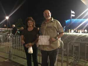 Steve attended Dionne Warwick - Reserved Seating on Aug 16th 2019 via VetTix