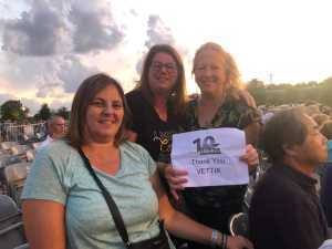 Regina attended Dionne Warwick - Reserved Seating on Aug 16th 2019 via VetTix