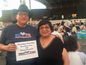 John attended Dionne Warwick - Reserved Seating on Aug 16th 2019 via VetTix