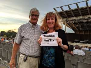 Lynn attended Dionne Warwick - Reserved Seating on Aug 16th 2019 via VetTix
