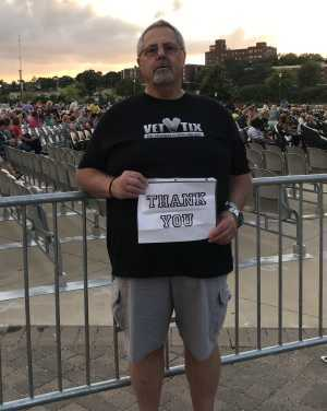 Mike attended Dionne Warwick - Reserved Seating on Aug 16th 2019 via VetTix