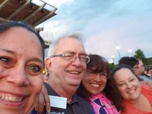 Brijitte attended Dionne Warwick - Reserved Seating on Aug 16th 2019 via VetTix