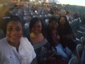 Kimyada attended Dionne Warwick - Reserved Seating on Aug 16th 2019 via VetTix