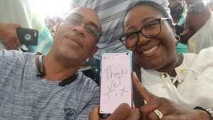 Anthony  attended MC Hammer's House Party on Aug 3rd 2019 via VetTix