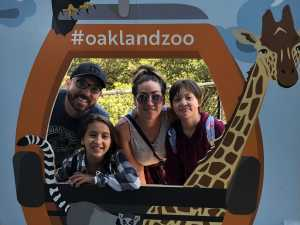 Brandon attended Oakland Zoo - Guest Pass *valid Through July 31st 2020 on Aug 15th 2019 via VetTix