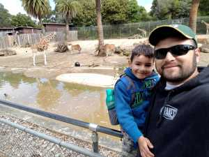 Segifredo attended Oakland Zoo - Guest Pass *valid Through July 31st 2020 on Aug 15th 2019 via VetTix