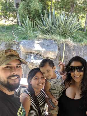 James attended Oakland Zoo - Guest Pass *valid Through July 31st 2020 on Aug 15th 2019 via VetTix