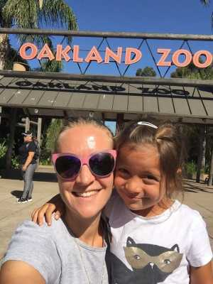 micheal attended Oakland Zoo - Guest Pass *valid Through July 31st 2020 on Aug 15th 2019 via VetTix