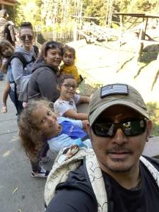 Michael attended Oakland Zoo - Guest Pass *valid Through July 31st 2020 on Jan 1st 2020 via VetTix