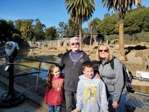 William attended Oakland Zoo - Guest Pass *valid Through July 31st 2020 on Jan 1st 2020 via VetTix