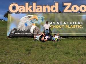 Dick attended Oakland Zoo - Guest Pass *valid Through July 31st 2020 on Jan 1st 2020 via VetTix