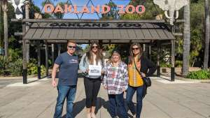 Matthew attended Oakland Zoo - Guest Pass *valid Through July 31st 2020 on Jan 1st 2020 via VetTix
