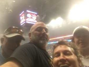 Tami attended Jacksonville Sharks  - 2019 NAL Playoffs! on Aug 6th 2019 via VetTix