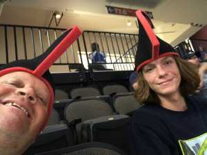 Larry attended Jacksonville Sharks  - 2019 NAL Playoffs! on Aug 6th 2019 via VetTix