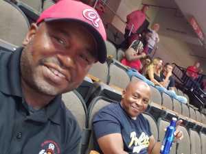 Frank Davis attended Jacksonville Sharks  - 2019 NAL Playoffs! on Aug 6th 2019 via VetTix
