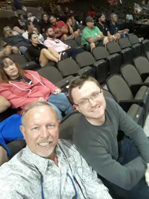 Dean attended Jacksonville Sharks  - 2019 NAL Playoffs! on Aug 6th 2019 via VetTix
