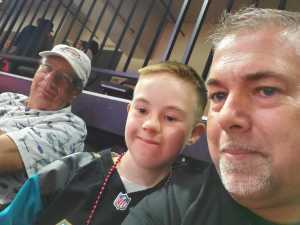 Mike D attended Jacksonville Sharks  - 2019 NAL Playoffs! on Aug 6th 2019 via VetTix