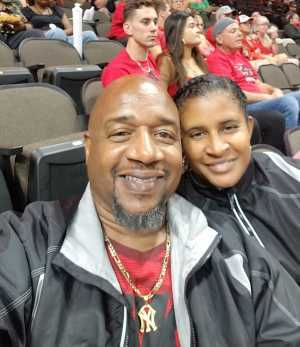 Andre attended Jacksonville Sharks  - 2019 NAL Playoffs! on Aug 6th 2019 via VetTix