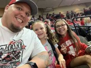 Jon attended Jacksonville Sharks  - 2019 NAL Playoffs! on Aug 6th 2019 via VetTix